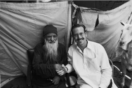 Edhi and Benjamin, Karachi